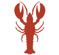 Lobster silhouette