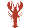 Lobster silhouette (use)